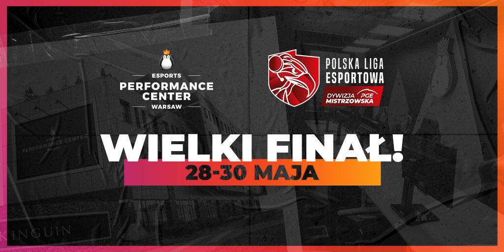 finaly polskiej ligi esportowej na lanie w epc