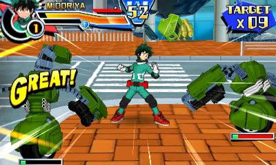 My Hero Academia: Battle for all Screenshot 3