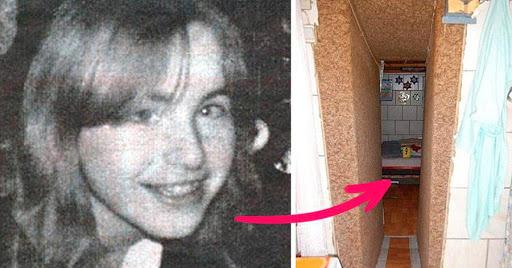 Папаша всем сообщил, что его 18-летняя дочка бросила родительский дом, но было все иначе... Ее нашли спустя 24 года!