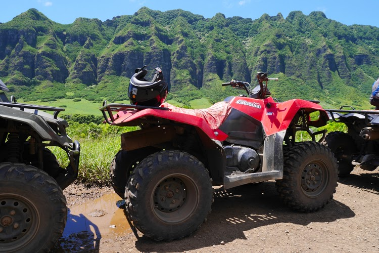 A Day at Kualoa Ranch 5 // Almost Chic