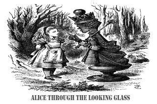 Sinopsis Alice Through the Looking Glass (2016)