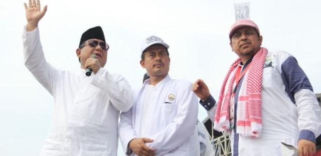 Gerindra Pede Prabowo Bisa Kumpulkan Massa Sebanyak Reuni 212, Bener Nih?