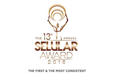 Daftar Lengkap Pemenang Selular Award 2016
