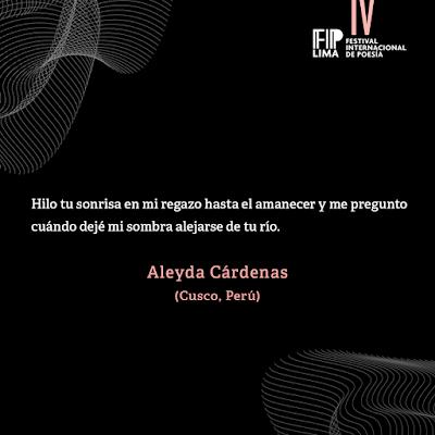 Festival Internacional de Poesía, FIPLIMA, Poesía en Lima