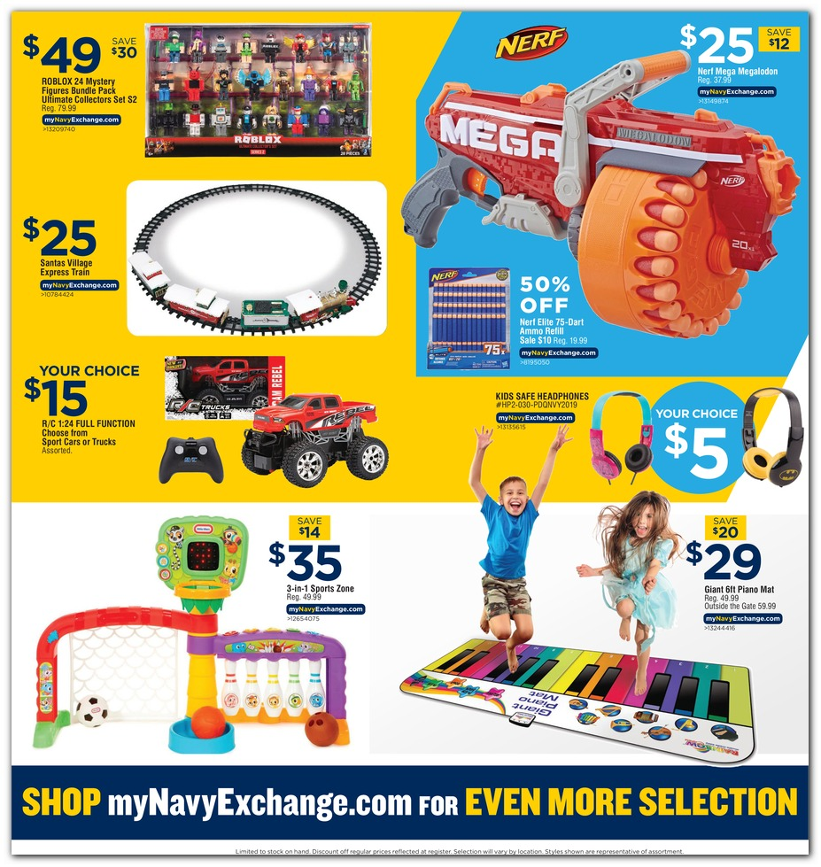 Navy Exchange Black Friday 2019 page 31
