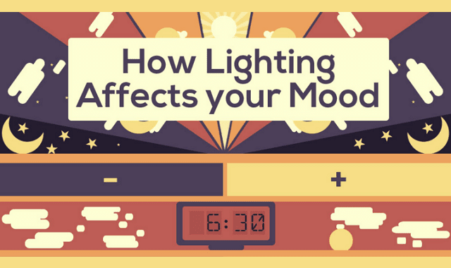 How Lighting Affects Your Mood