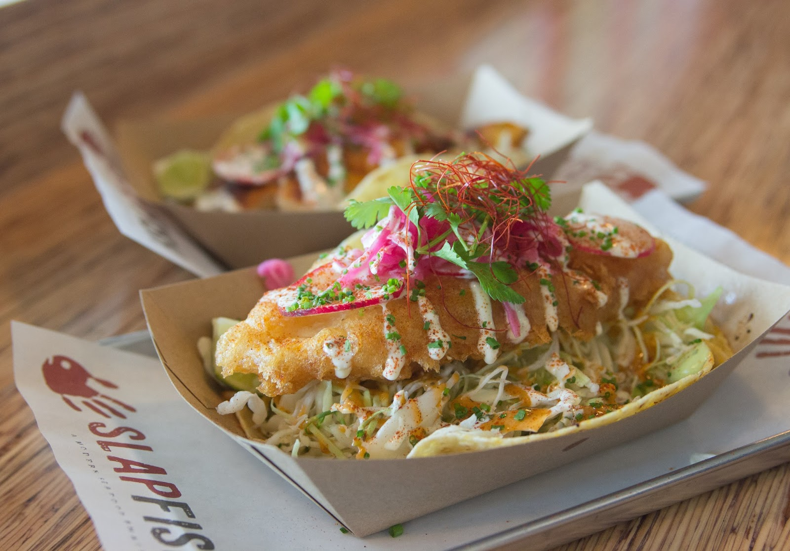 Feb 2 | Tacos and Chowders Are Only $1 All Day Long @ Slapfish - Newport Beach