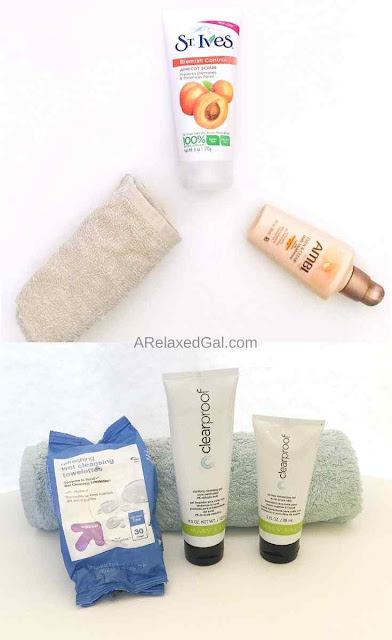 Skincare Routine For Sensitive And Acne-Prone Skin | A Relaxed Gal