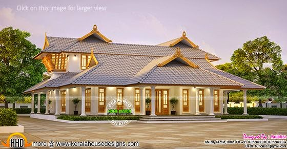 Stunning Nalukettu home