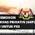 LHDN : Cara Membuat Permohonan Geran Khas Prihatin (GKP) RM3000 Untuk PKS