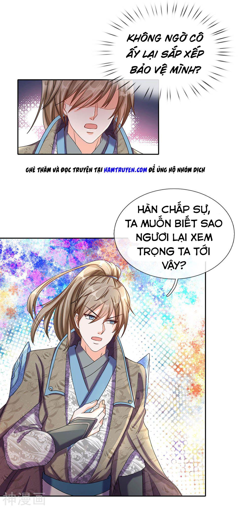 Nghịch Thiên Kiếm Thần chap 74 - Trang 6