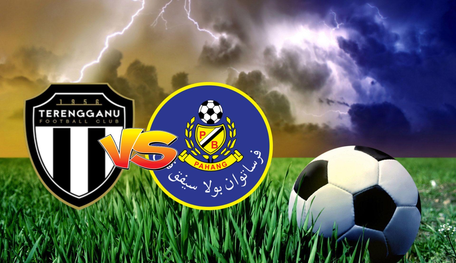 Live Streaming Terengganu FC vs Pahang Liga Super 10.10.2020