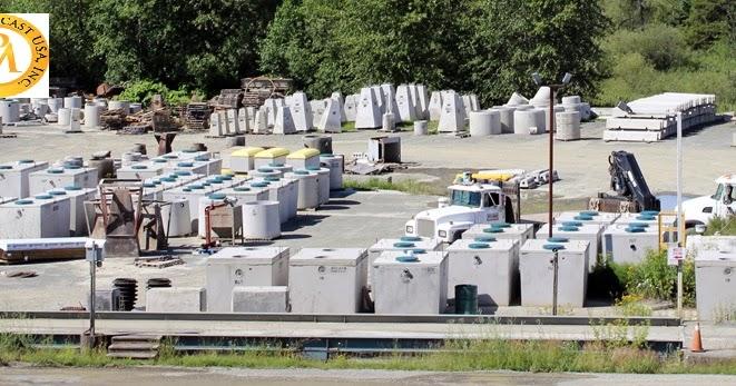 Precast concrete products, Precast concrete manufacturers