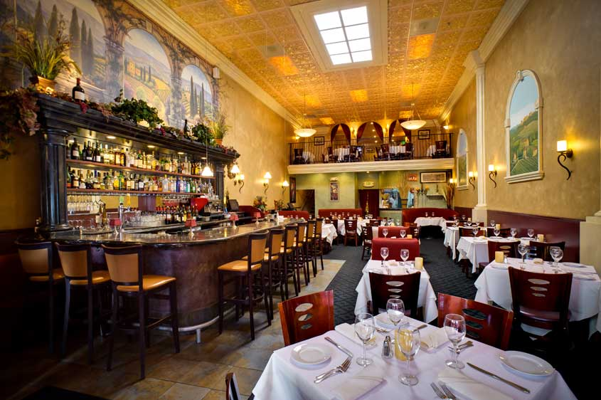 Top Italian Restaurants In Burlingame