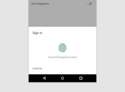 fingerprint unlock fitur penting smartphone