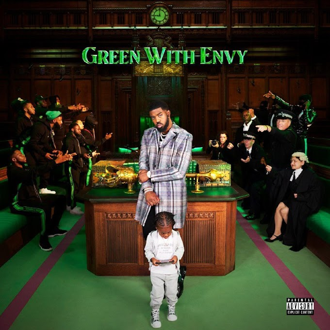 Tion Wayne — Green With Envy