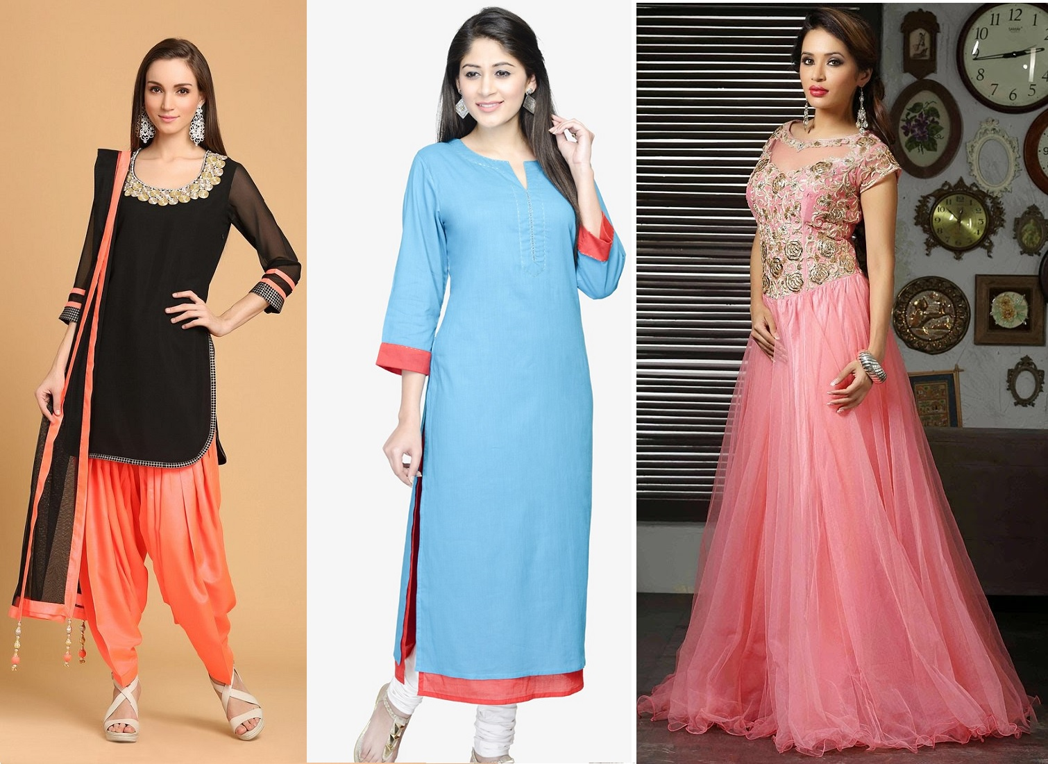 Fashion Tips For Shorter Women To Look Tall With Indian Ethnic Clothing Indian Fashion Trends