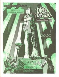 Dark Tower Judges Guild Supplement