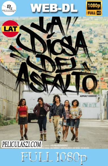 La Diosa del Asfalto (2020) Full HD WEB-DL 1080p Dual-Latino VIP
