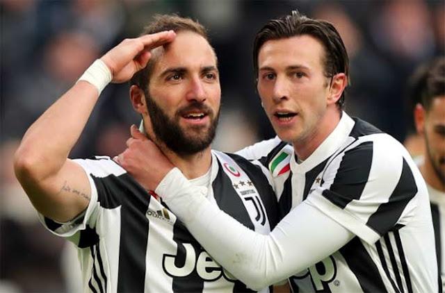 Video Juventus - Sassuolo: Siêu đại tiệc 7 bàn