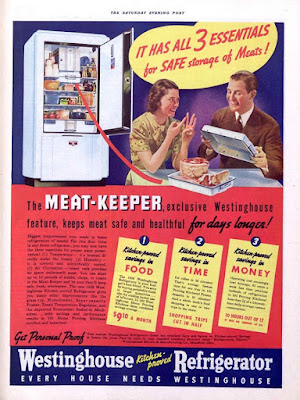 Westinghouse Meat Keeper