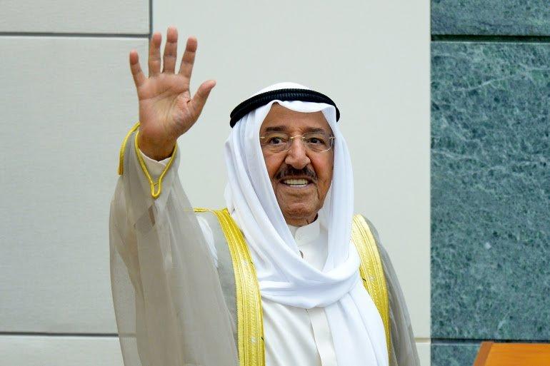 Meninggal Dunia, Posisi Amir Kuwait Digantikan Saudara Kandung