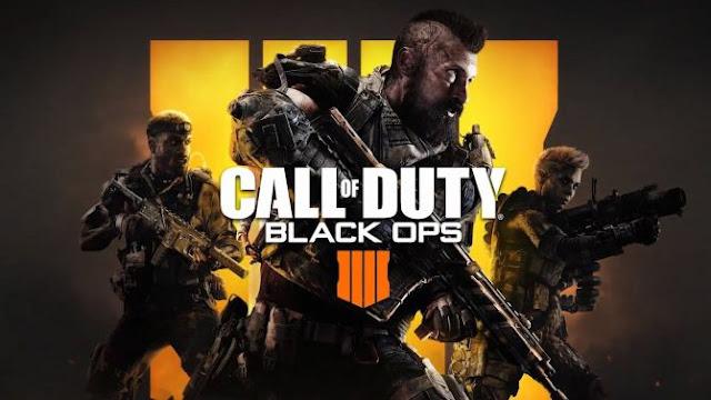 تحديث جديد متوفر الأن للعبة Call of Duty Black Ops 4 و هذه أهم مميزاته ..