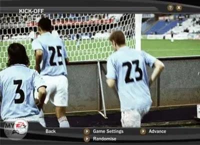 تحميل لعبة فيفا 2007 كاملة من ميديا فاير برابط واحد