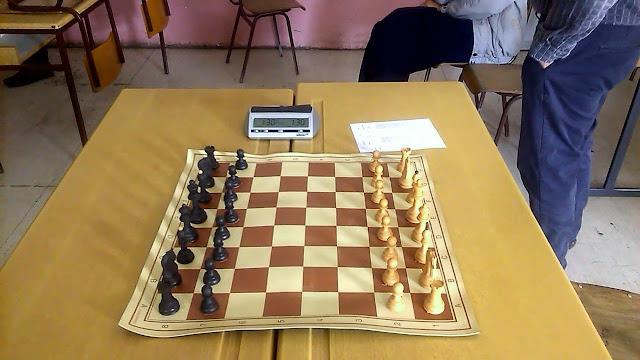 Danas je u Titelu održan šahovski meč 7 kola Južnobačke lige