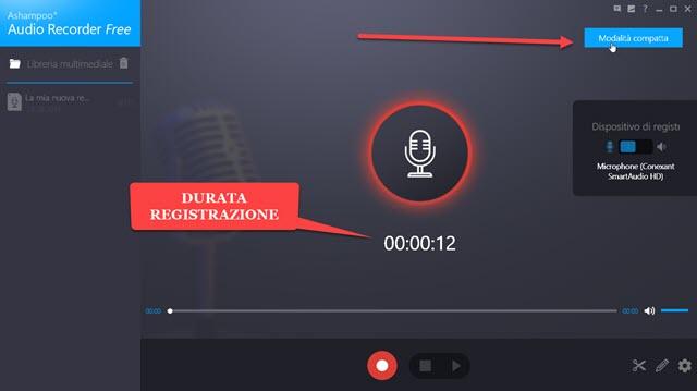 registrare-windows-ashampoo-audio-recorder