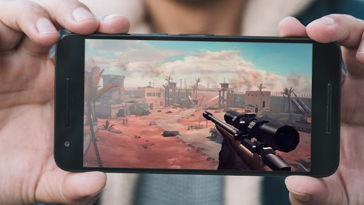 Top 11 Game Sniper Offline Terbaik 2019 di Android