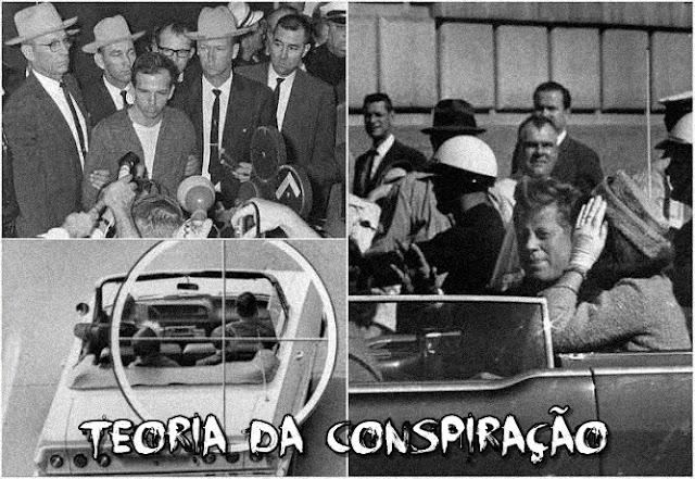 Teorias sobre a morte de John Kennedy
