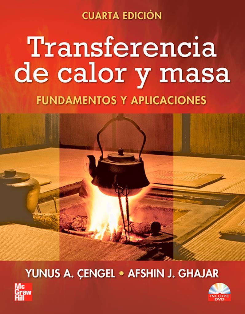 Transferencia de calor y masa, 4ta Edición – Yunus A. Çengel