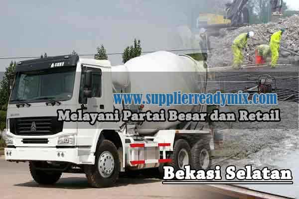 Harga Beton Jayamix Bekasi Selatan