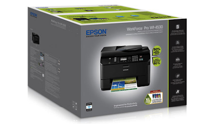 Epson WorkForce Pro WP-4530 Revew