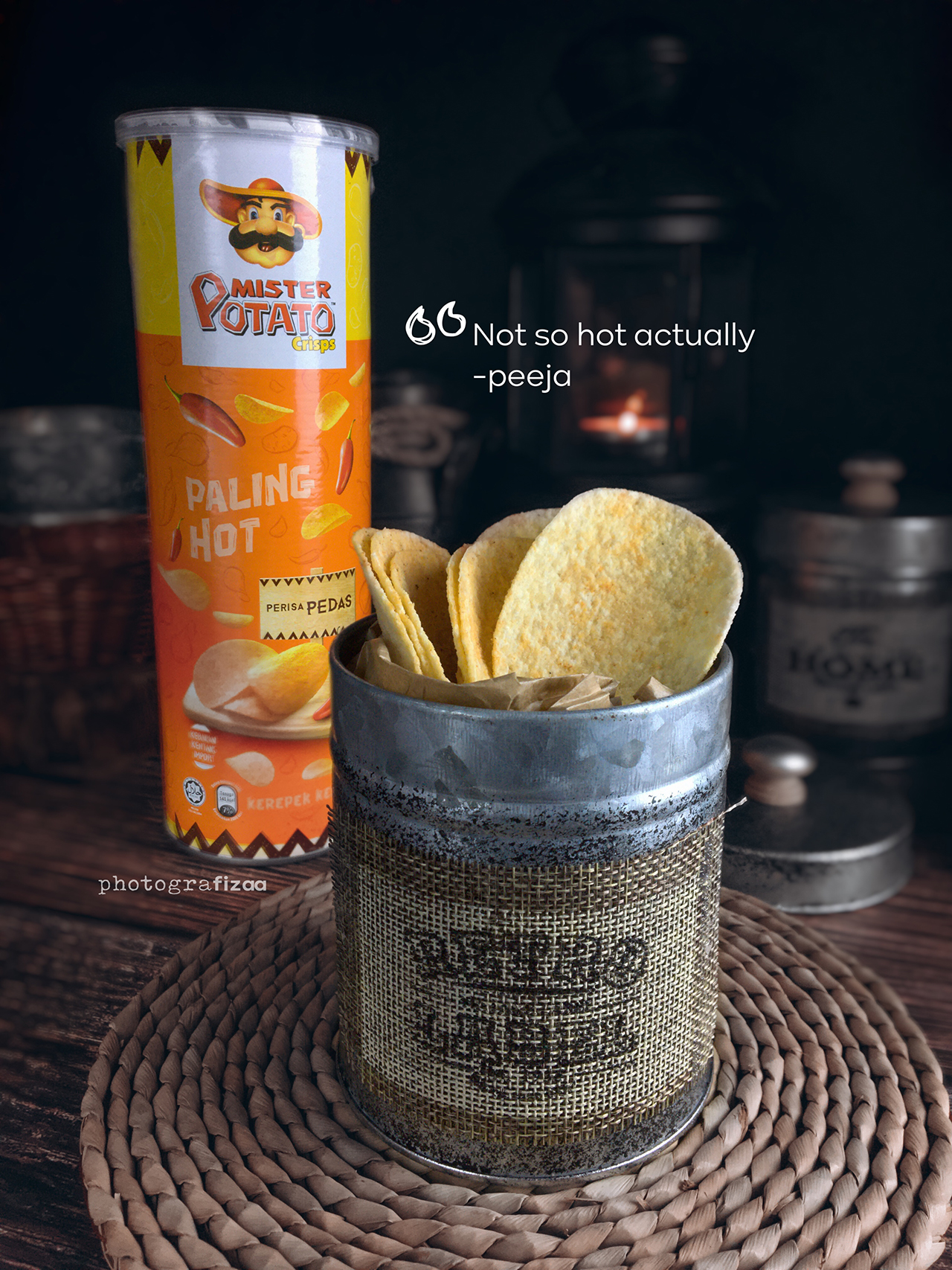 Mister Potato Paling Hot