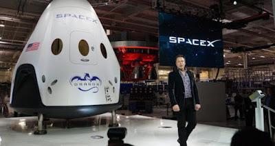 NASA отказывается от российских «Союзов» в пользу кораблей от SpaceX