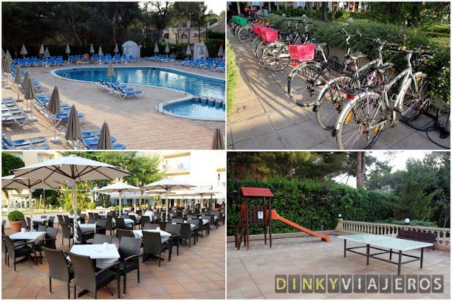 Hotel Grupotel Orient. Instalaciones