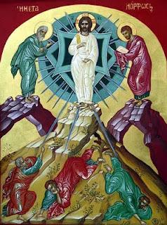 Ἡ Μεταμόρφωση τοῦ Σωτῆρος Χριστοῦ 6 Αυγούστου
