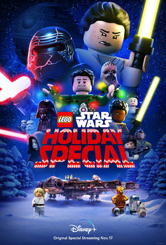 The Lego Star Wars Holiday Special (Web-DL 720p Español Latino) (2020)