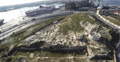 Ανοικτός ο αρχαιολογικός χώρος της Ηετιώνειας οχύρωσης στον Πειραιά