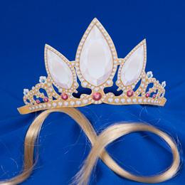 182c8d1f5 Coroas de Princesas! - Fazendo a Minha Festa
