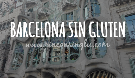 barcelona sin gluten