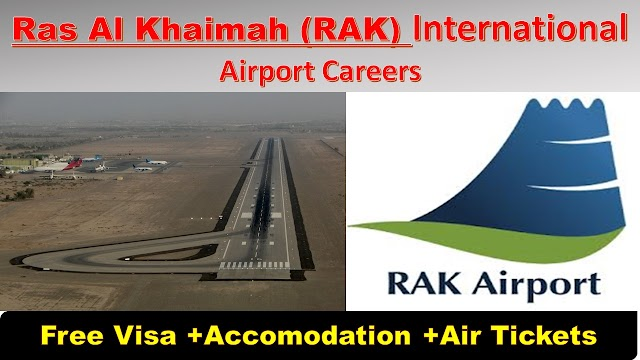 Ras Al Khaimah Airport Jobs In UAE 2020