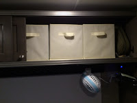 Bedroom storage in the Fuse 23a