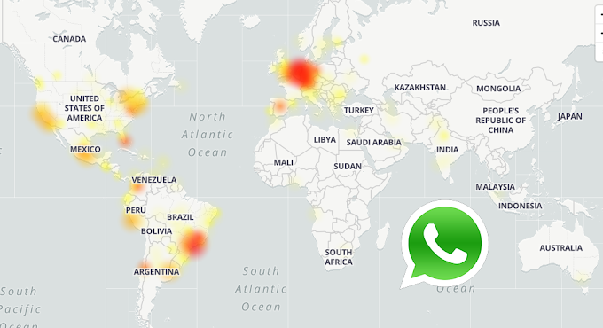 WhatsApp blackout causes worldwide freakout
