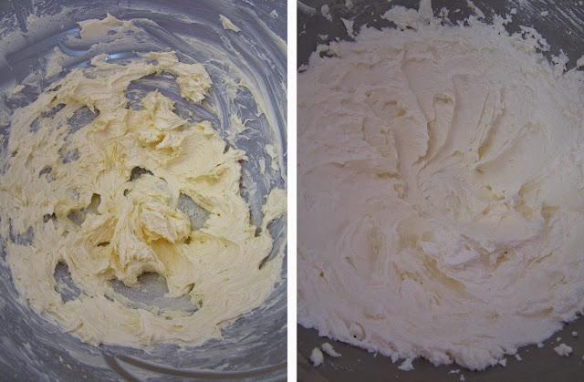 Masas batidas pesadas con mantequilla (Siempredulces) - Elaboración Paso 1