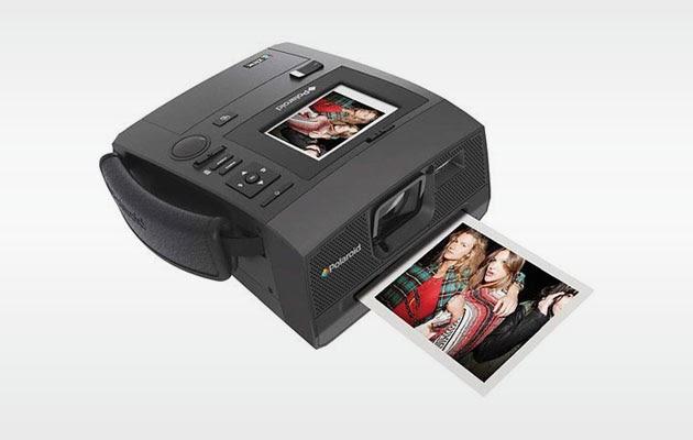 Instant Digital Camera - Polaroid Z340