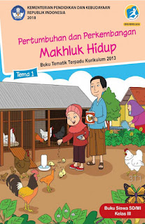 Buku Tematik Terpadu K13 Kelas 3 SD