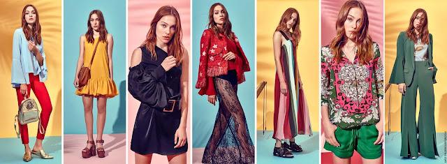 Moda primavera verano 2018 | Los mejores looks tendencia primavera verano 2018 de Ginebra. | Moda 2018.
